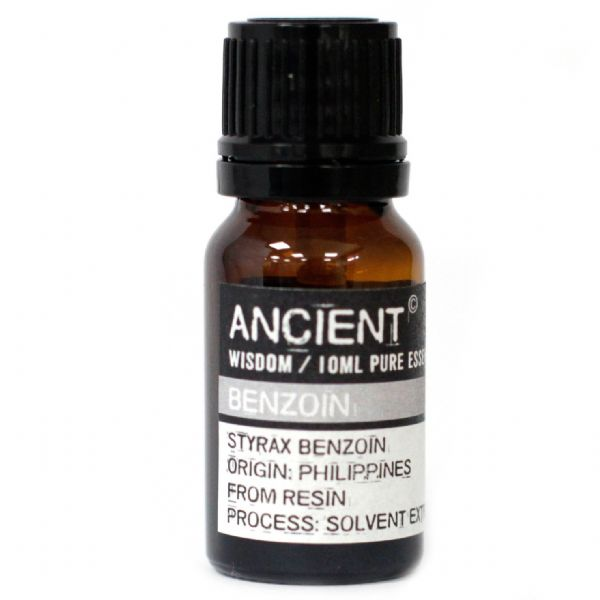 BENZOIN Pure Essential Oil 10ml